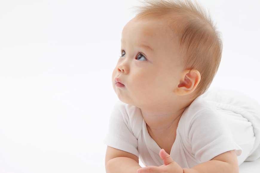 生まれてくる子どもの容姿
